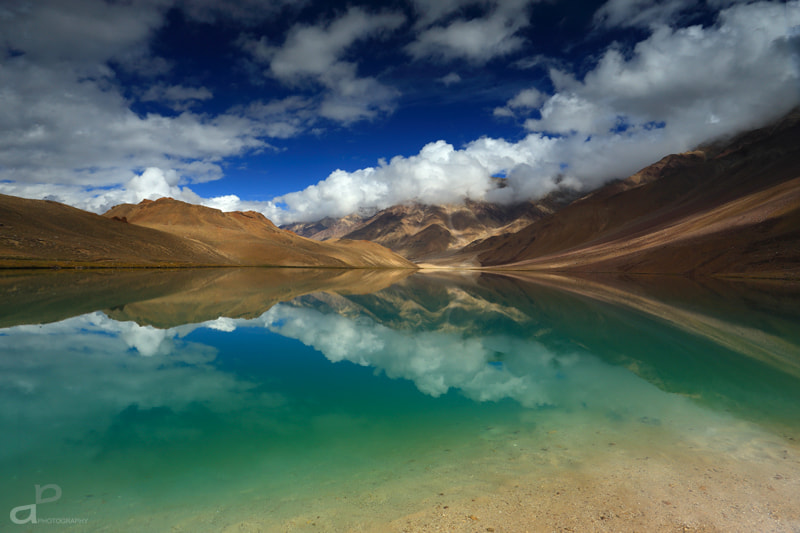 Photograph Heaven's Gate | Chandertal - The Lake of Moon. by Abhishek Patel on 500px