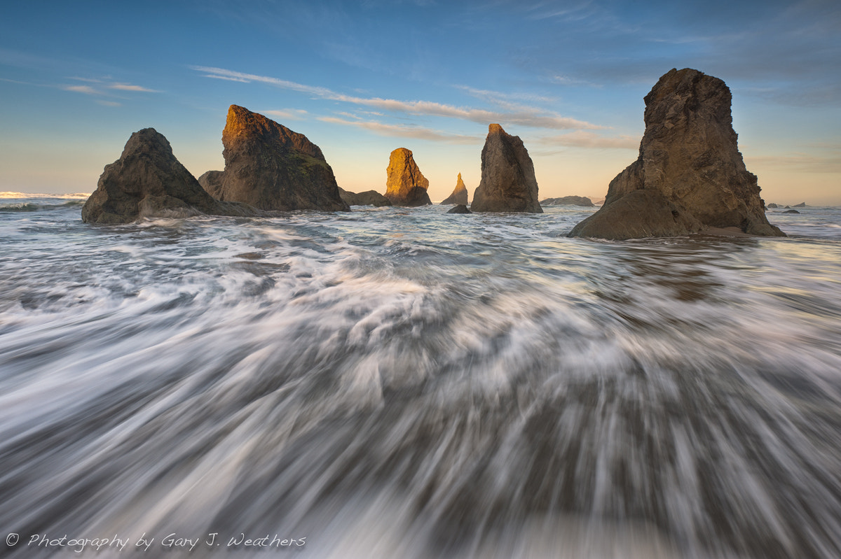 Photograph Sea Stacks at Bandon by Gary Weathers on 500px