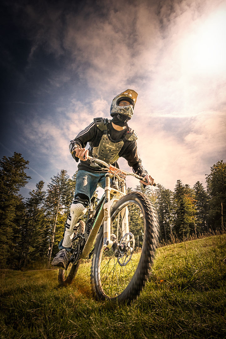 Photograph Downhill by Armin Barth on 500px