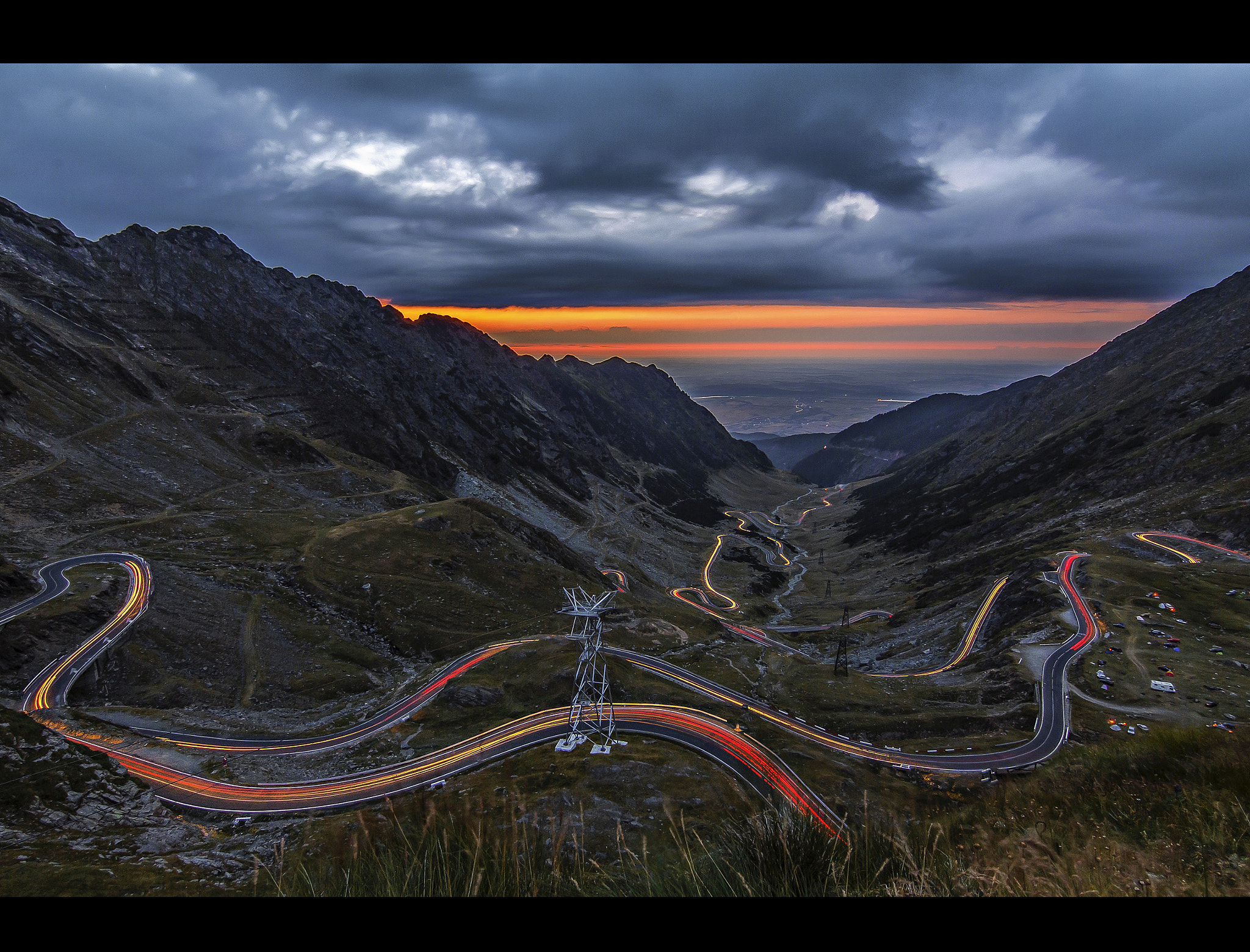 Photograph The TransFagarasan by Tony Goran on 500px