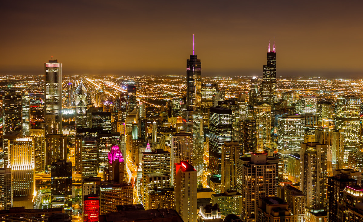 Photograph Chicago by Regan Hinton on 500px