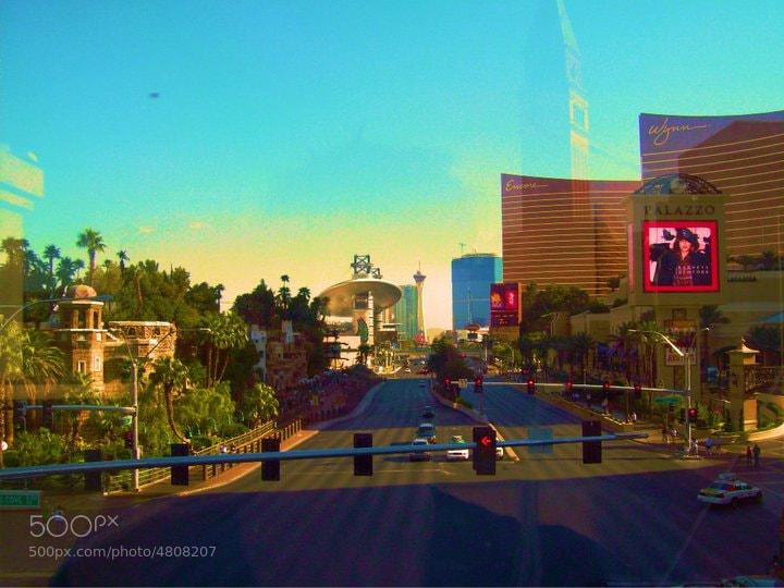 Photograph Vegas  by Hillary Sharma on 500px