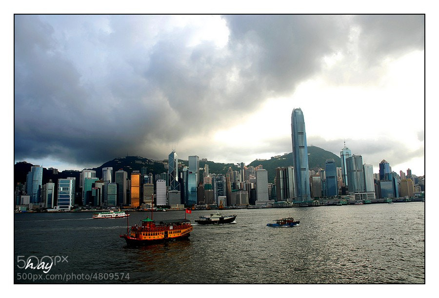 Photograph Hong Kong by HUSEYIN AY on 500px