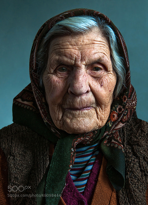 Photograph 98 years by Zoltan Huszti on 500px
