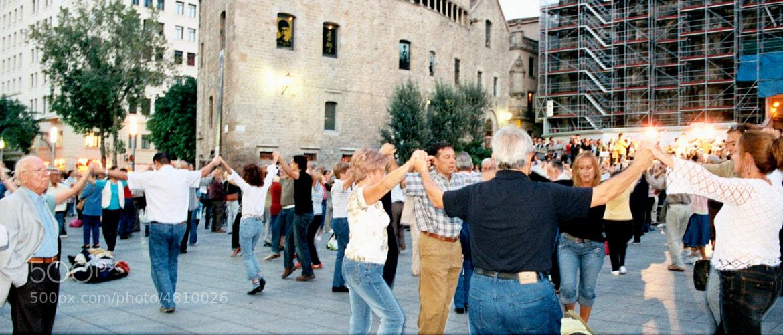 Photograph Barcelona - Sardana by Jorge Alonso on 500px