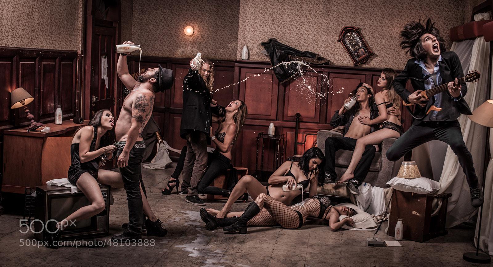 "Photograph ""Lactodesenfreno"" by Eloy Mora on 500px"