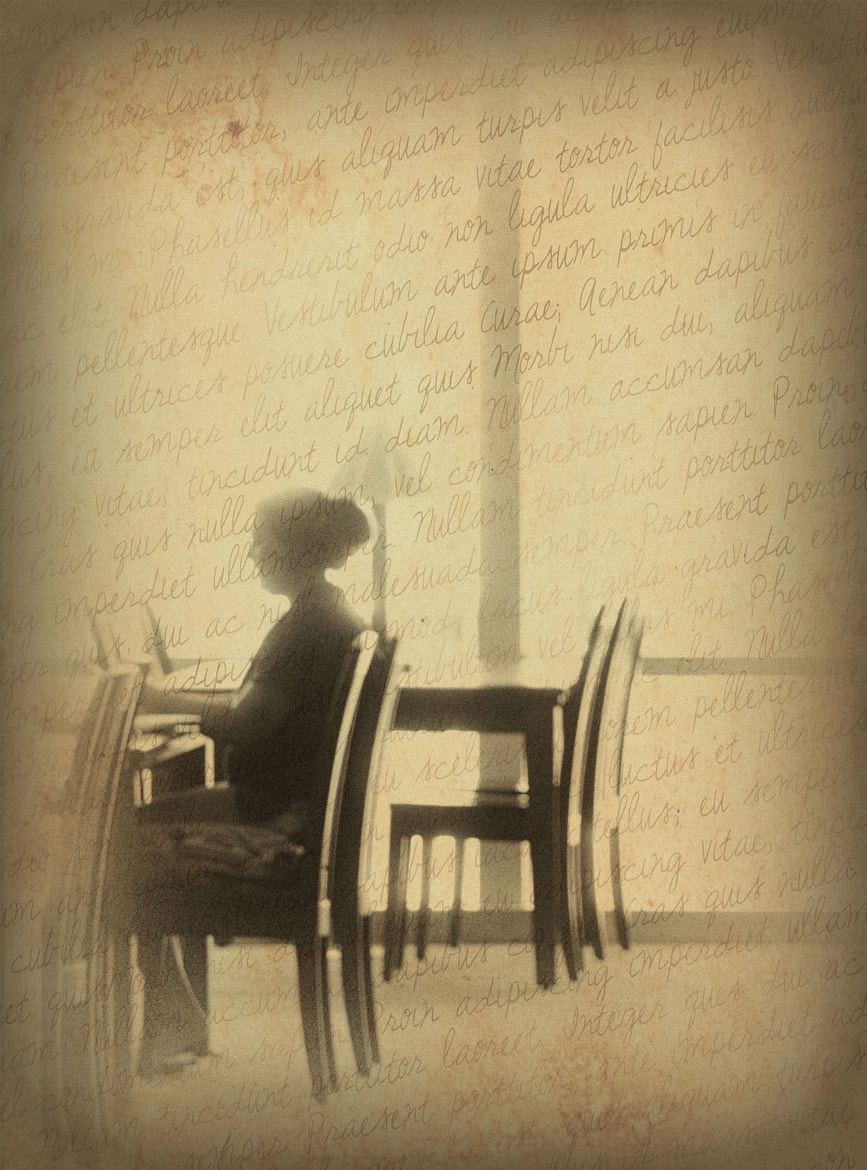 Photograph In the Library by Milena Robinson on 500px