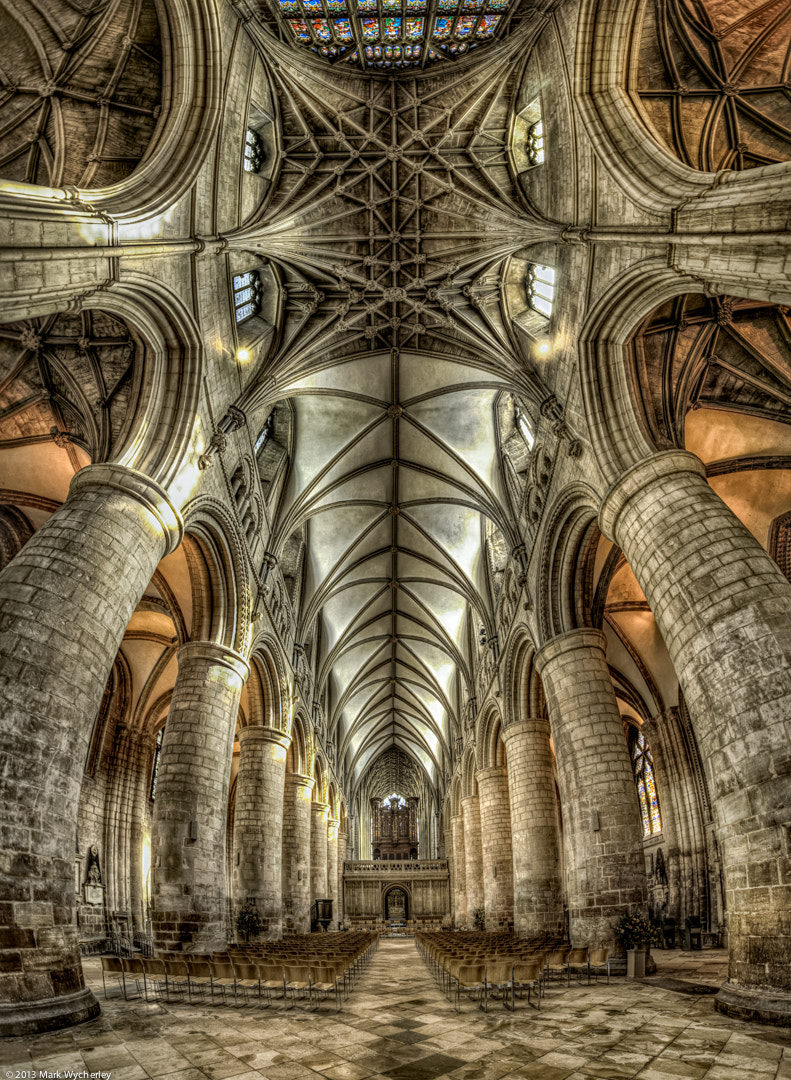 Photograph Gloucester Cathedral by Mark Wycherley on 500px