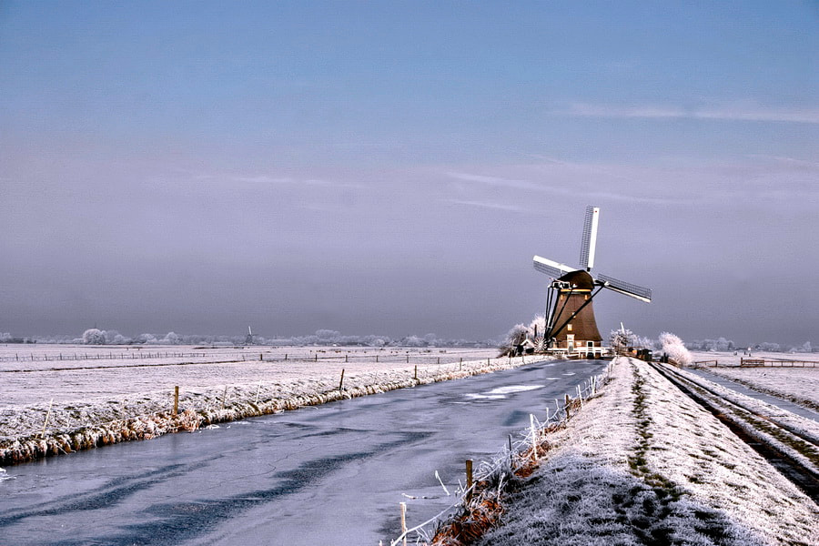 Photograph  winter 2 by Henk Langerak on 500px