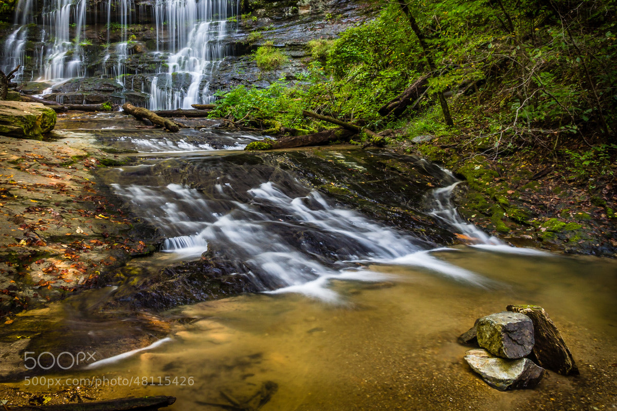 Photograph Waterfalls Edge by Chilehead Craig on 500px