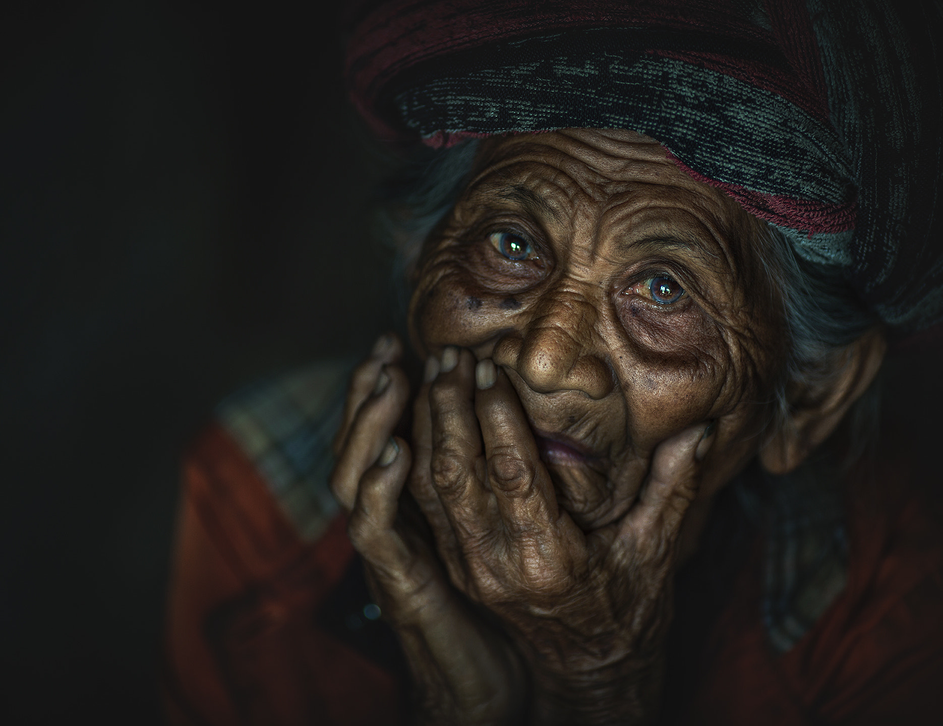 Photograph PORTRAIT FROM BALI by abe less on 500px