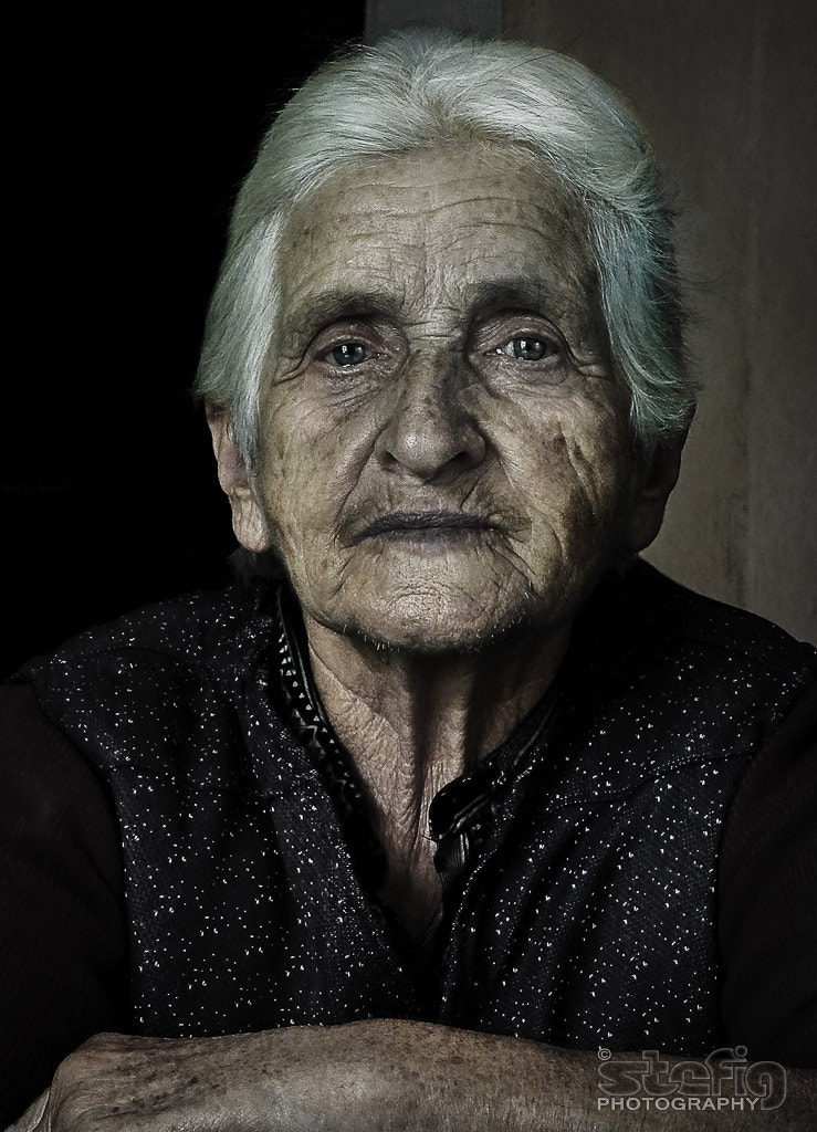 Photograph Grandma by Stefan Georgiev on 500px