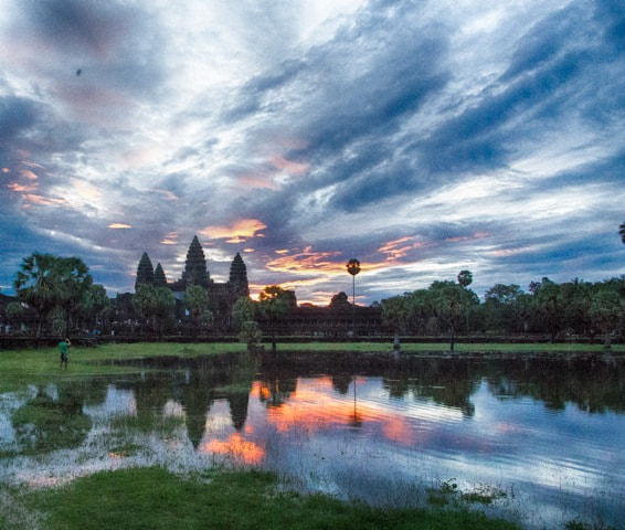 Photograph Angkor Wat October Fourth, Dawn by nino piranino on 500px