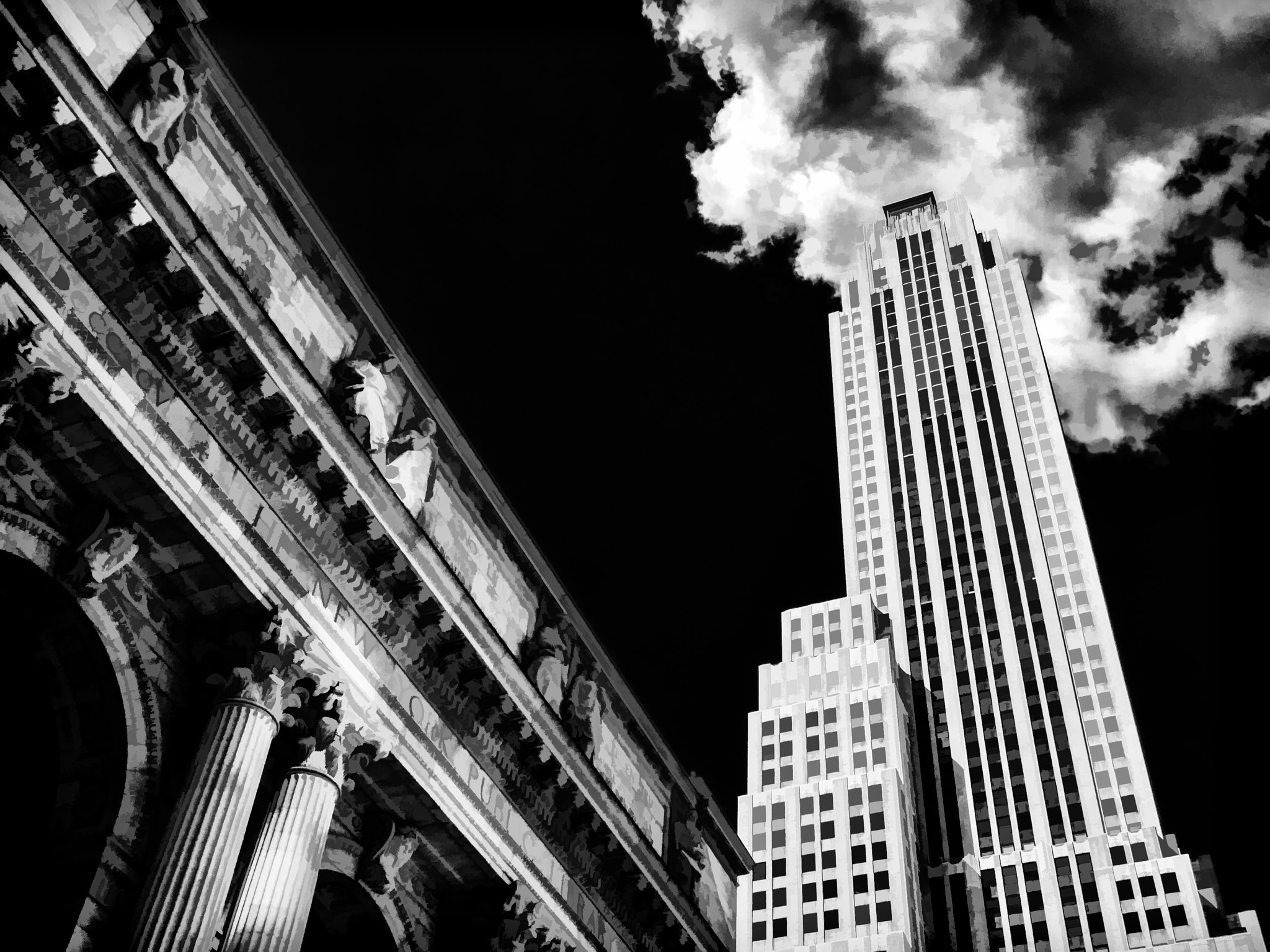 Photograph New York Public Library by Emmo's Arthouse . on 500px