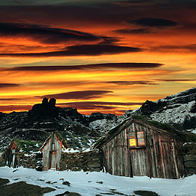 Old Farm by Þorsteinn H Ingibergsson (Structor)) on 500px.com