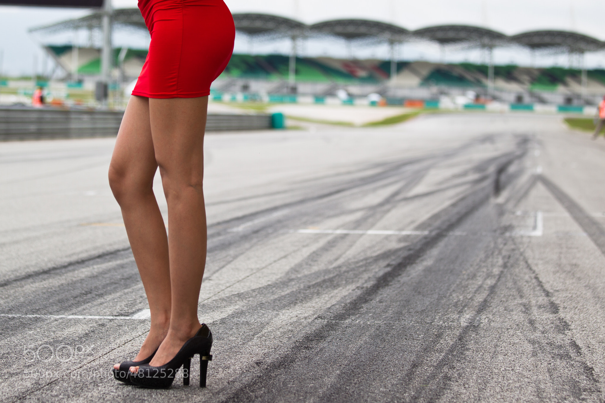 Photograph Grid Girl by Hazrin CRIC on 500px
