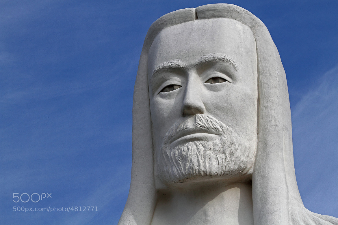 Photograph Christ Of The Ozarks  by Rusty Wood on 500px