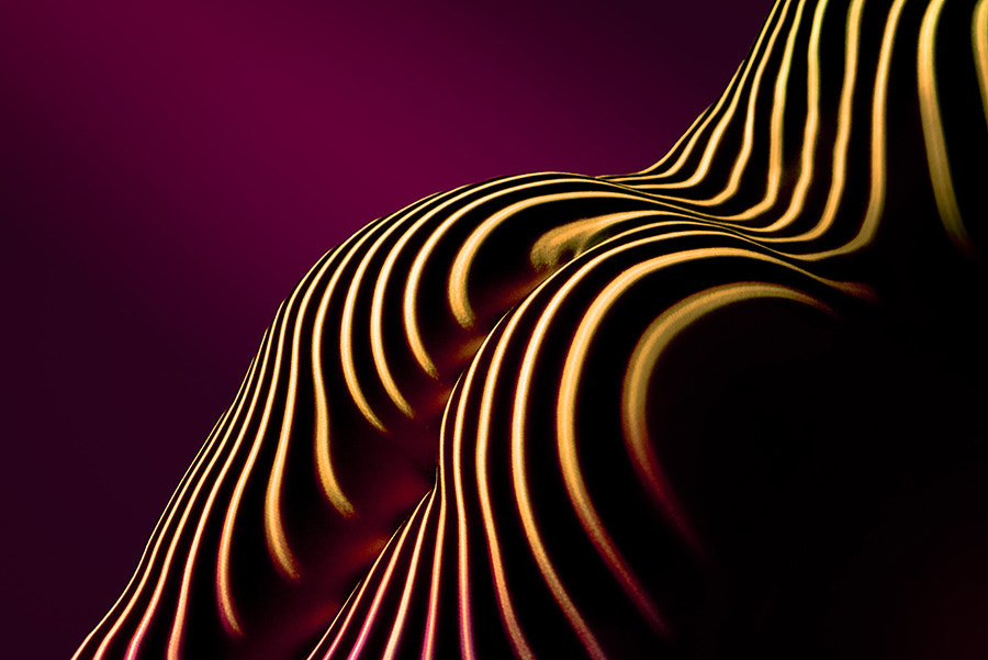 Photograph lines & curves by Kristian Liebrand on 500px