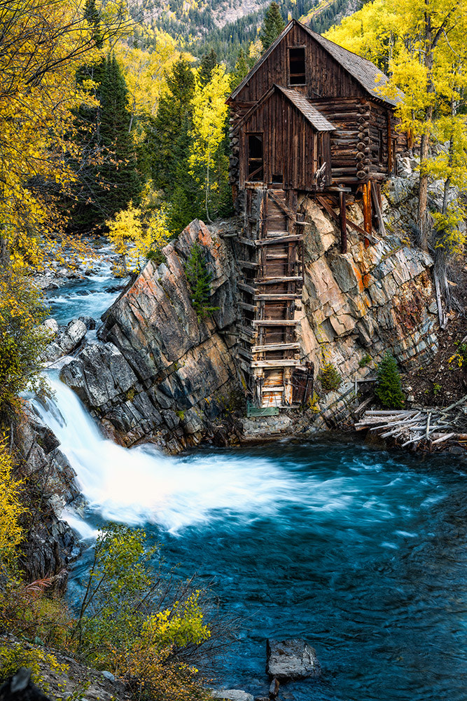 Photograph Old Mill by Ben Hearthside on 500px