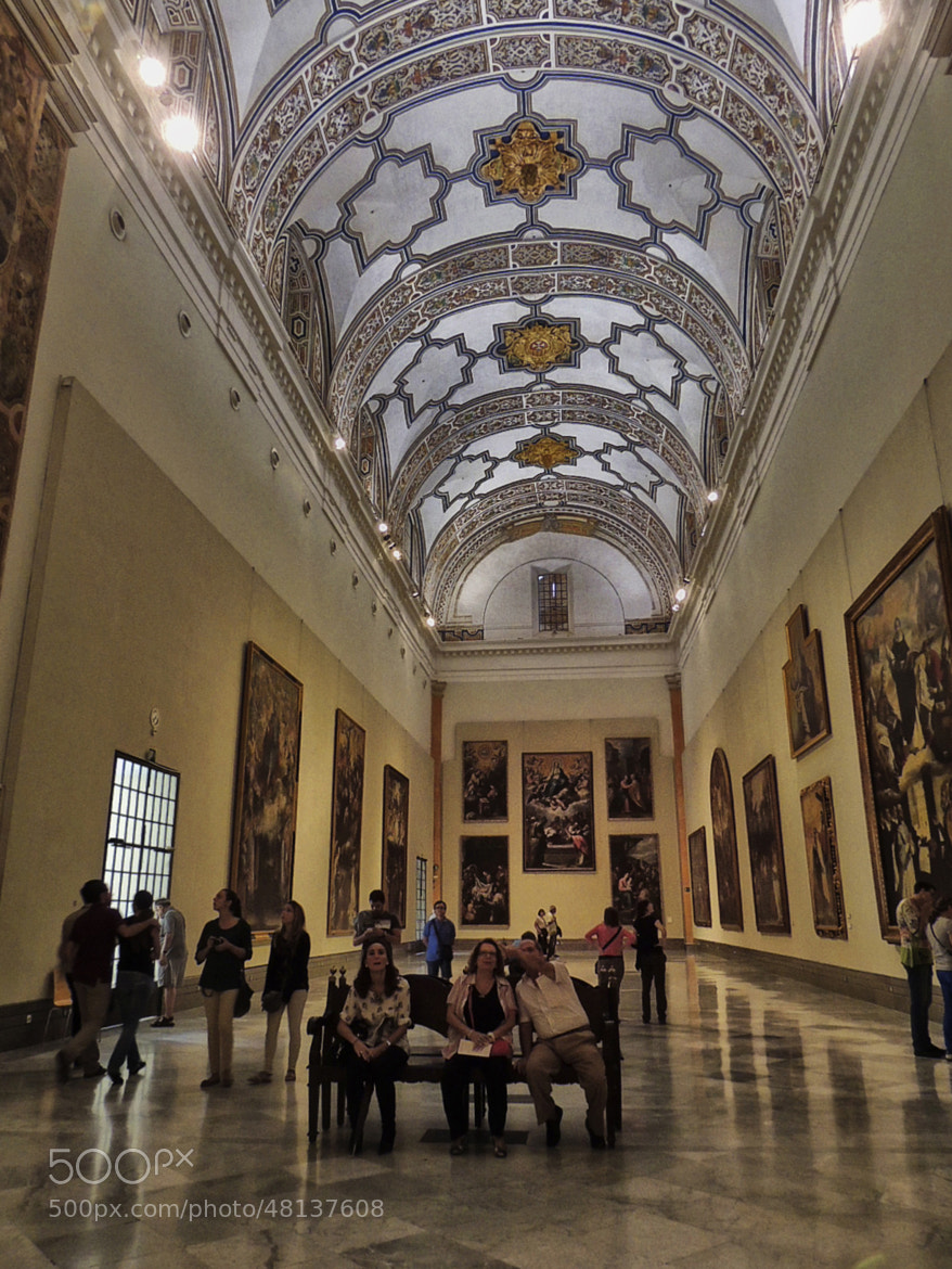 Photograph Un dia en el museo II by Lola Camacho on 500px