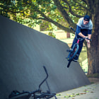 Постер, плакат: Wallride to Barspin