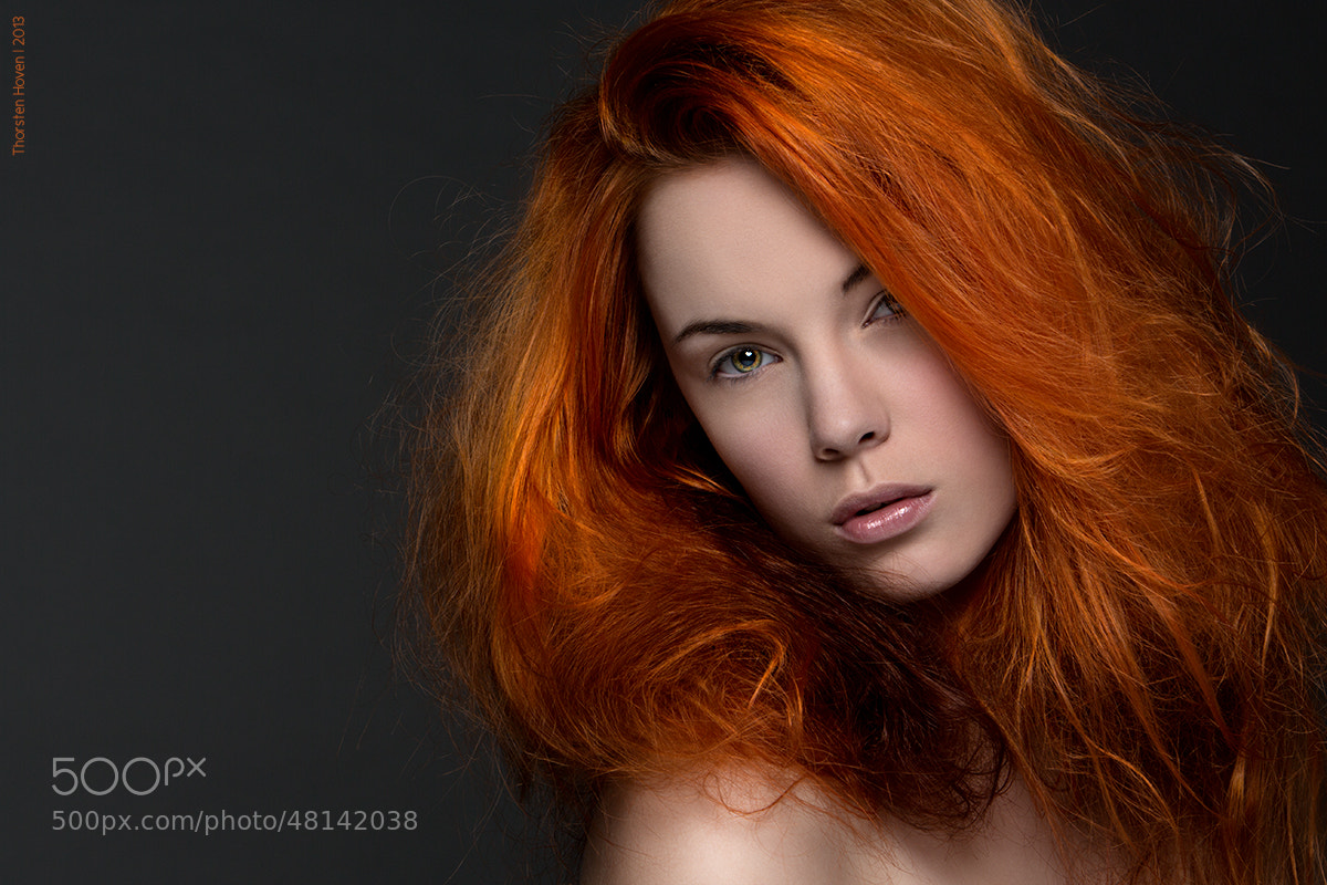 Photograph Sarah by Thorsten Hoven on 500px