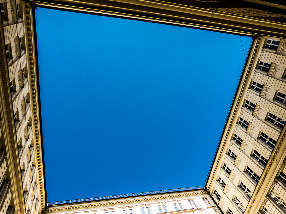 Photograph Square sky. by Michal Jenčo on 500px