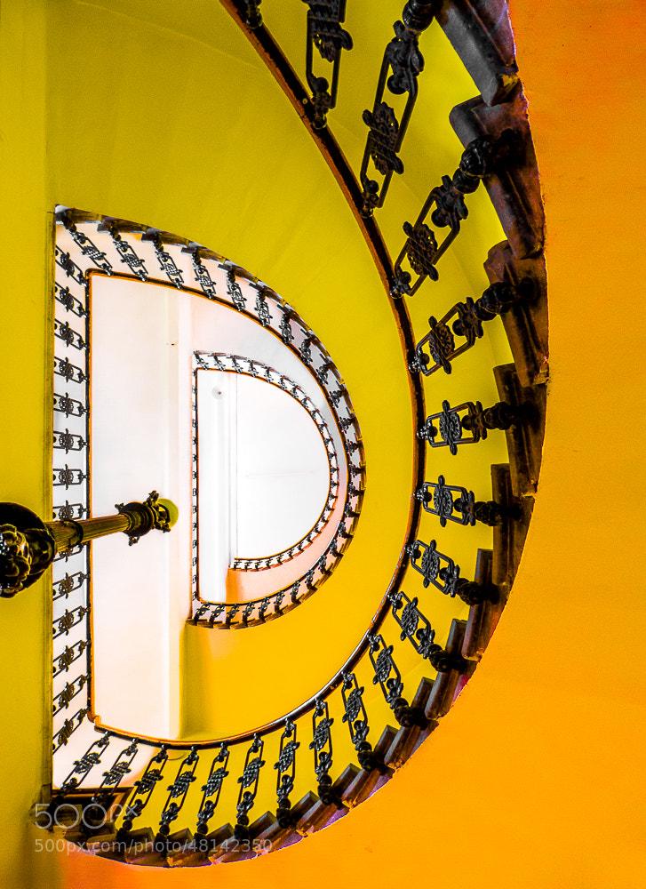 Photograph Half spiral. by Michal Jenčo on 500px