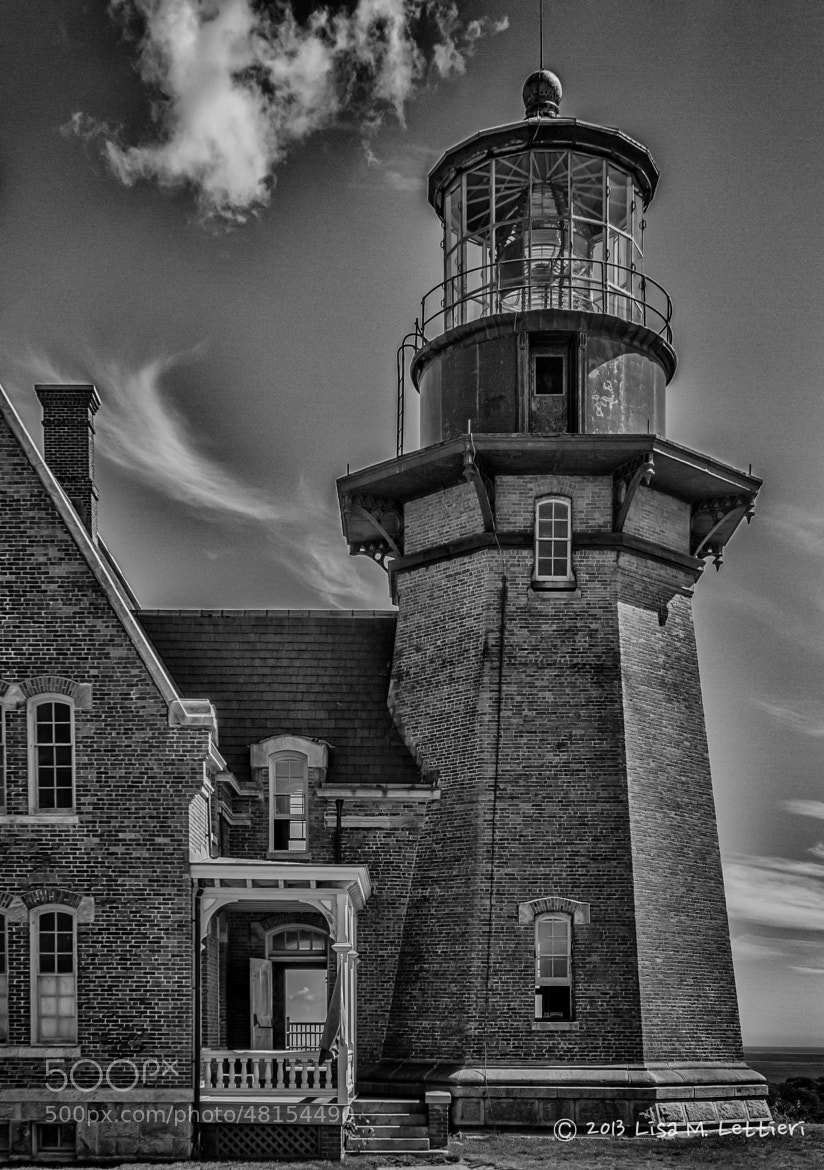 Photograph Southeast Light by Lisa Lettieri on 500px