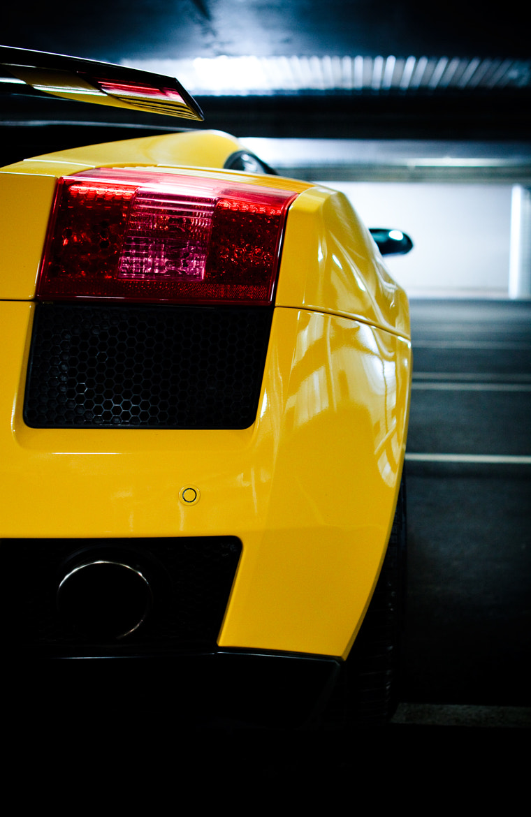 Photograph Rear ended by Tristan Rayner on 500px