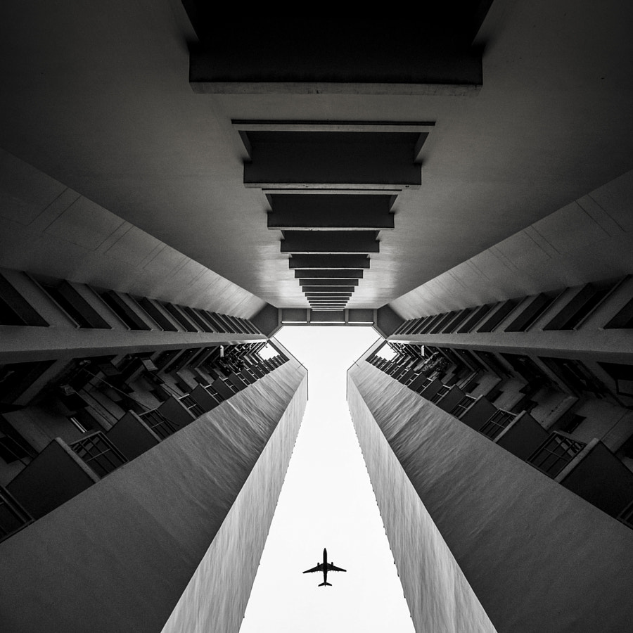 Photograph Convergence by  Chong Zheng on 500px