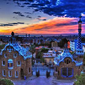Park Güell. by jose orozco on 500px.com