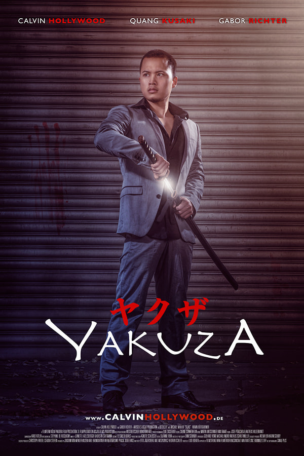 Photograph YAKUZA by Calvin Hollywood on 500px