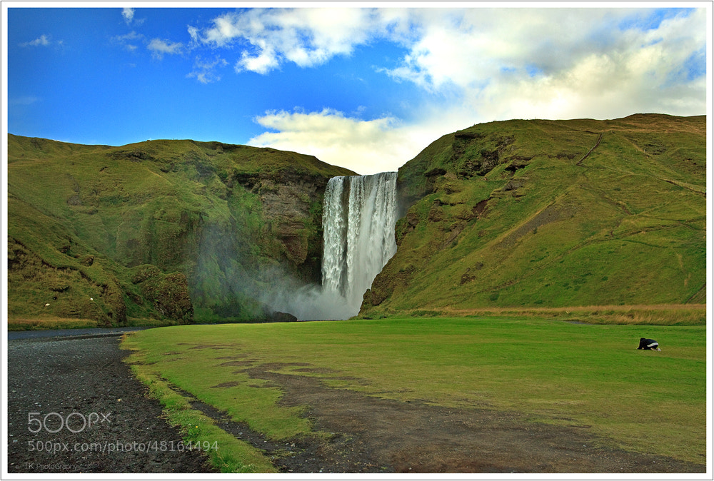 Photograph The Waterfall Prayer by Tobi K on 500px