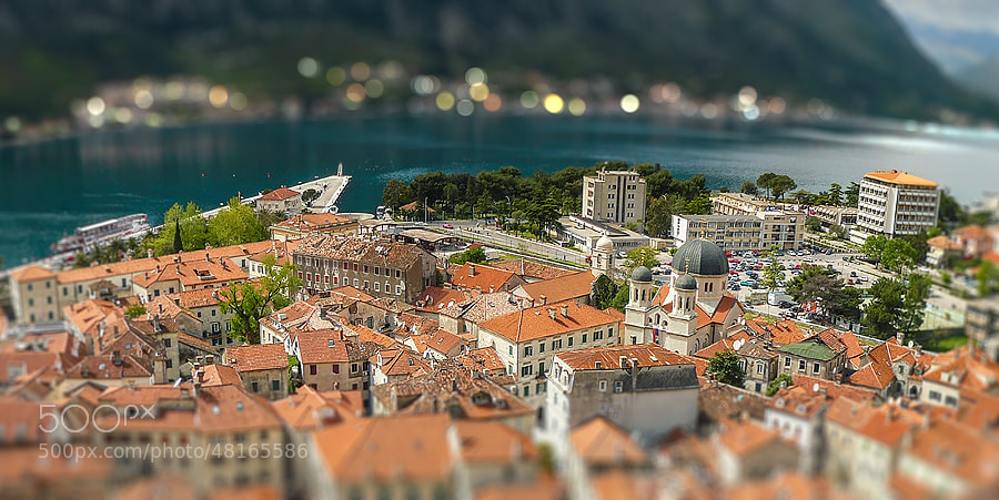 Photograph Mini Montenegro by praccus  on 500px