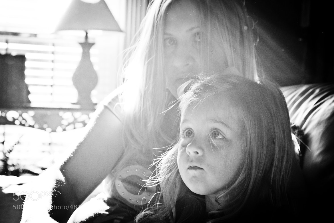 Photograph Nina and Lily by Addison Spears on 500px