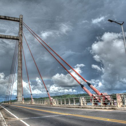 Tempisque - Puente de la amistad con Taiwan