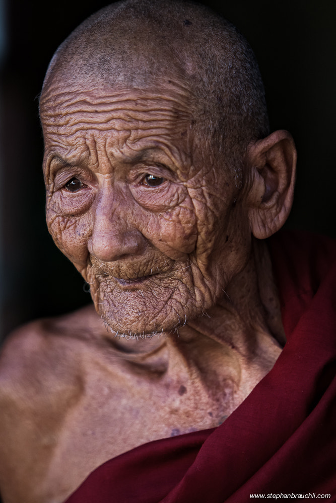 Photograph Old Monk - Myanmar by Stephan Brauchli on 500px