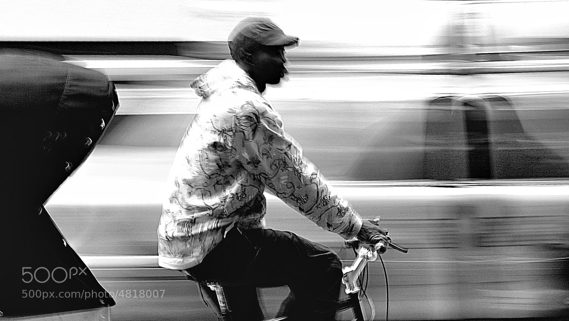 Photograph Bike Cabbies Own The Road by Lemmy Caution on 500px