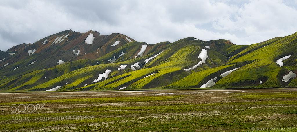 Photograph Landmannalaugar Hills by Scott  Smorra on 500px