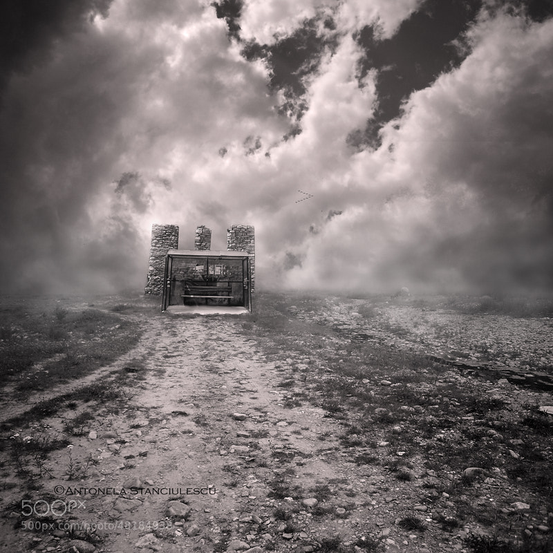 Photograph La fermata by Anto Banto on 500px