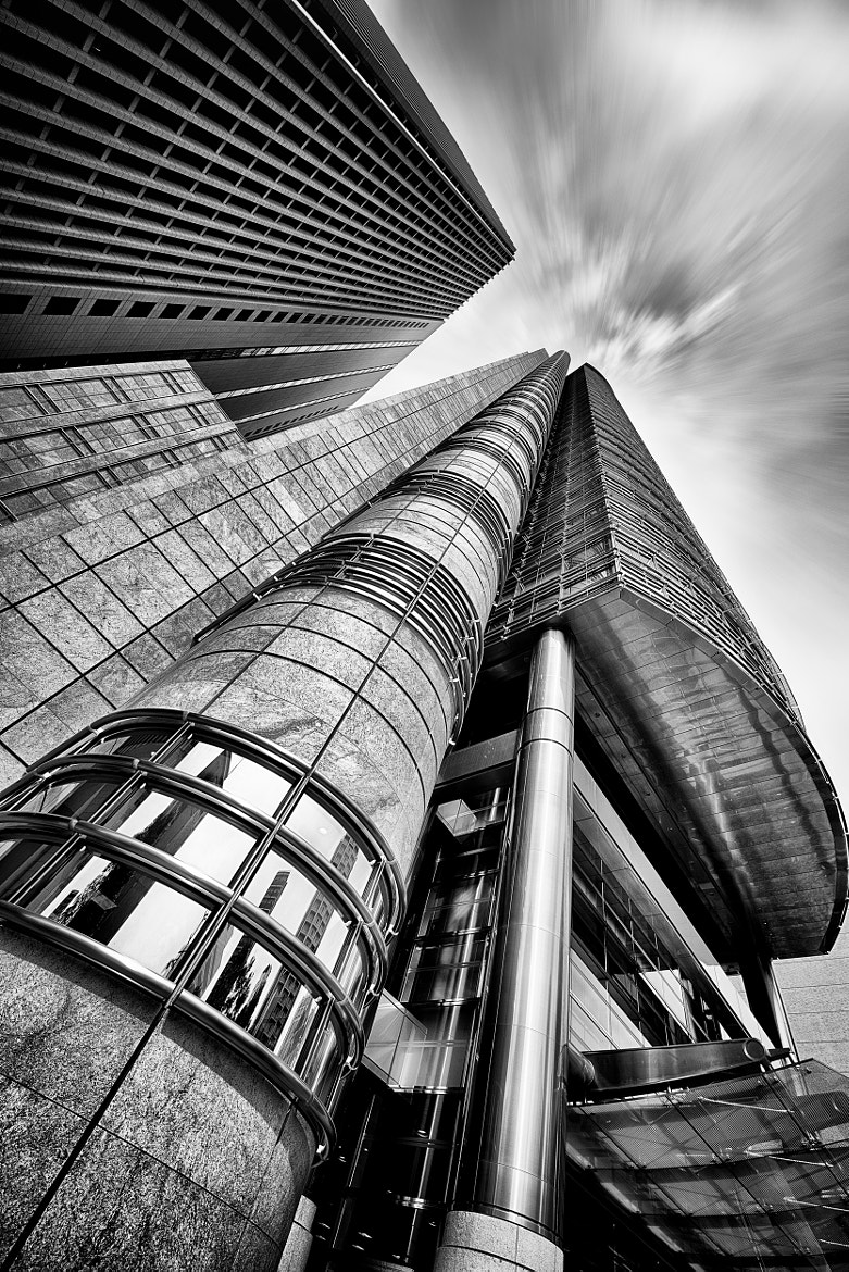 Photograph Elaborate Buildings by Yoshihiko Wada on 500px