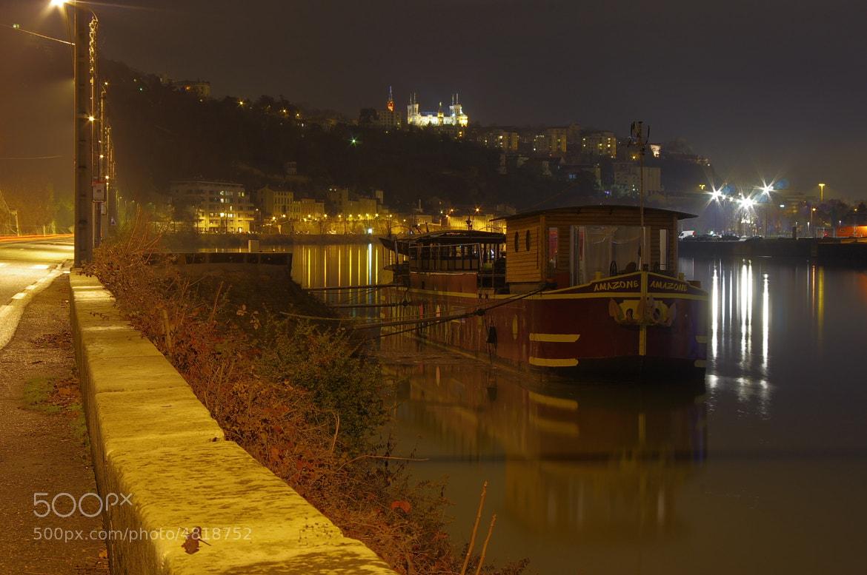 Photograph l'amazone à quai by serge vincent on 500px