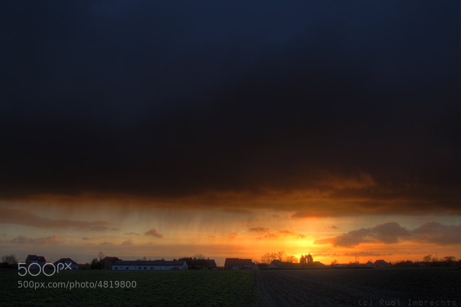 Photograph Sun and rain by Rudi Imbrechts on 500px