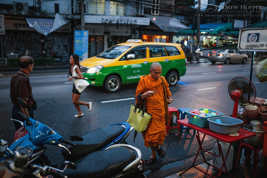 Photograph Life In Khao San by Drew Hopper on 500px