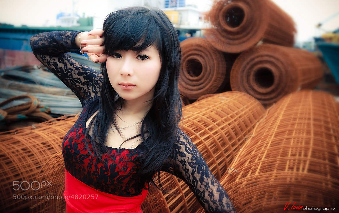 Photograph Fefe I by Vincentius Ivan on 500px
