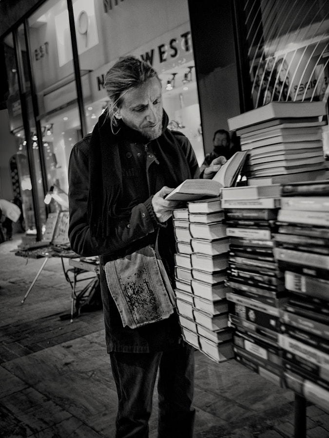 Photograph Street library! by Ali Rahmati on 500px