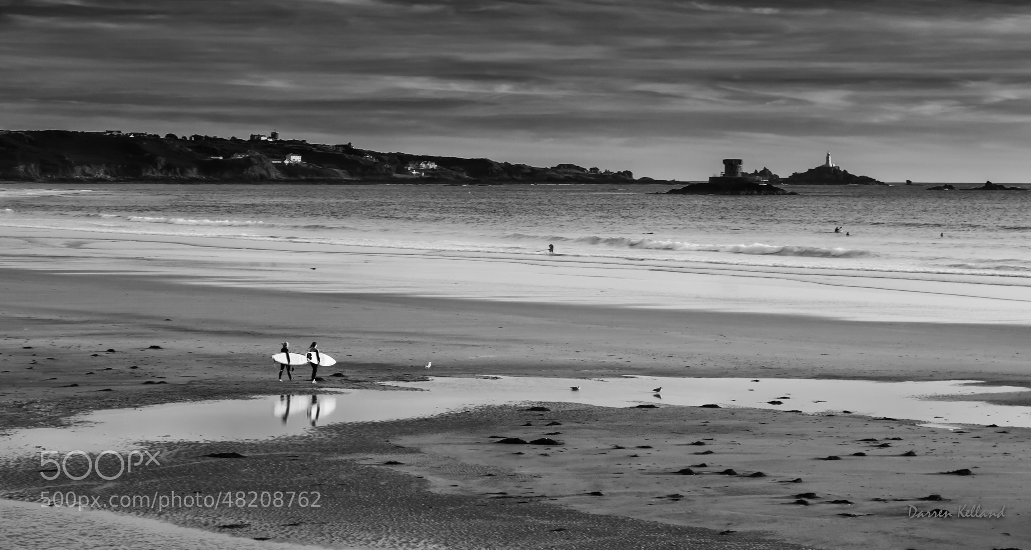 Photograph Surf time by Darren Kelland on 500px