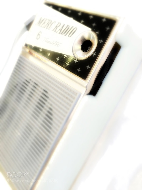 Photograph Transistor Radio by Doug Eymer on 500px