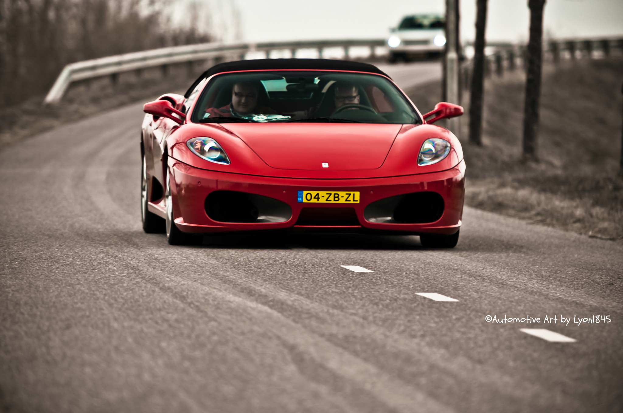 Photograph Ferrari F430 Spider by lyon1845 on 500px
